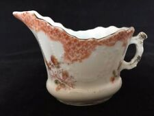 Weimar Germany Antique Creamer Pitcher Porcelain Hand-Painted Collectible EUC