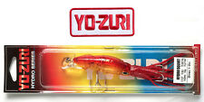 Yo-Zuri HYDRO SQUIR TMGR Gold/Red 140mm/18g Floating Diving crank bait lure