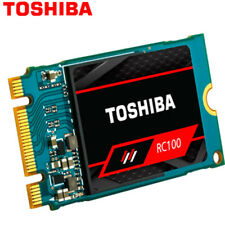 240GB SSD Toshiba RC100 Internal Solid State Drive Disk 2242 M.2 NVMe PCIe