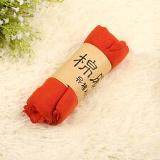New Lady Women Long Multi Colors Soft Cotton Scarf Wrap Shawl Scarves Cape Stole