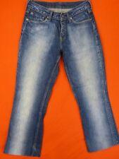 LEVIS Jean Femme Taille 28 US - Modèle 529 - idéal personne 1m50