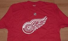 Brendan Shanahan Detroit Red Wings Jersey T-shirt Large Jersey Style NHL