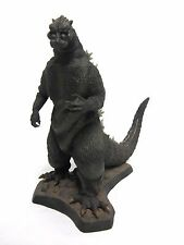 Godzilla King of the Monsters Statue ~ X-Plus ~ 2002 ~ Damaged Broken Jaw