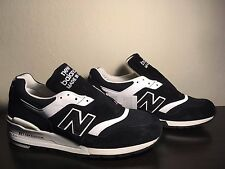 New Balance 997 Black White NB Made In The USA M997BBK SZ 8.5 New in Box