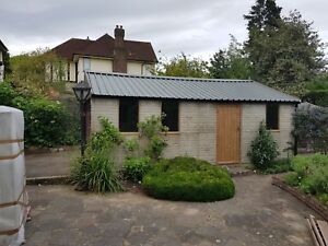 ASBESTOS CONCRETE GARAGE RE-ROOFS AND REVAMPS