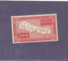 NEPAL # 82 VF-MVLH CAT VALUE $50