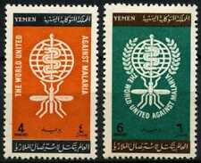 Yemen 1962 SG#167-8 Malaria Eradication MNH Set #D58497