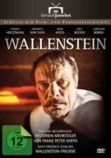 WALLENSTEIN-DER TV-DREITEILER - WIRTH,FRANZ PETER/THOMAS HOLTZMANN   DVD NEU