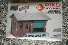 PIKO 62008 G Scale Sonneberg Goods DEPOT Building Kit
