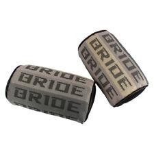 x2 Bride Gradation Neck Headrest pillow Fabric Racing seat material MEMORY FOAM
