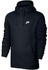 Nike Classic Winter Full Zip Fleece Hoodie Black Size 2XL NWT