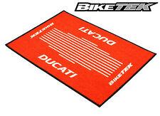 NUOVA Ducati 749 998 1098 MONSTER Zerbino ingresso tappeto tappetino porta garage Tappetino