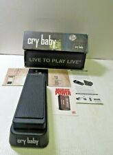 Jim Dunlop CB95 Crybaby Wah Wah Pedal GCB95 Cry Baby CB-95 Guitar FX Pedal