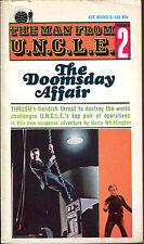 The Doomsday Affair-Man From U.N.C.L.E. #2-Harry Whittington-Ace G-Series PB
