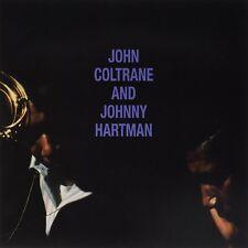 JOHN COLTRANE and JOHNNY HARTMAN DOL RECORDS Sealed 180 Gram Vinyl Record LP