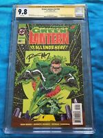 Green Lantern v3 #50 - DC - CGC SS 9.8 - Signed by Ron Marz - Glow-in-the-dark