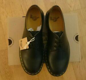 Dr Martens Doc 3 Loch 1461 Black 11838002 Smooth Gr. 43 Das Original ! NEU!