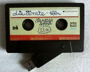 Die Ärzte - USB-Stick (Konzert: Köln 27.06.2012)