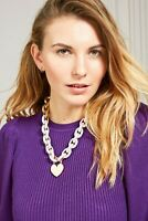 Stelladot Take Heart Statement Necklace-Necklace for Women-ship free