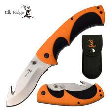 Elk Ridge Guthook Hunter Folding Knife