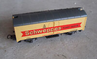 Vintage 1980s HO Scale Schweppes Tonic Water Box Car