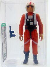 1978 Kenner Star Wars Luke X-Wing Pilot, CH, AFA Grade 80 NM