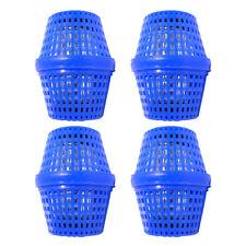 4 Pack- PoolRx Blue Mineral Clarifier/Algaecide for 7.5K-20K Gallon Pools