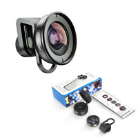 Apexel Smartphone Camera Mobile Phone Lens 110 Degree Wide Angle Lens