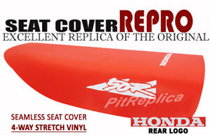 HONDA SEAT COVER SADDLE Z50R Z50 R 1994 '94 [AOORP]
