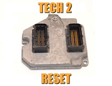 VAUXHALL OPEL SAAB Z18XE ENGINE ECU TECH 2 RESET 55355292 5WK9403 SIMTEC 71.6