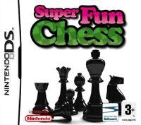 Nintendo DS Spiel - Super Fun Chess DE/EN mit OVP