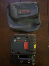 Bosch Gpl3 3 Point Alignment Self Leveling Laser