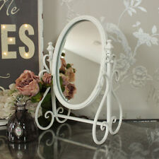 Metal Frame Oval Decorative Mirrors