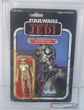 Death Star Droid -Star Wars Return of the Jedi (ROTJ) Kenner 1983 MOC AFA 85