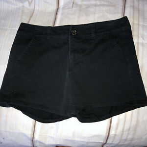 American Eagle Midi Shorts Navy Blue Size 6
