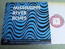 Mississippi River Blues Biblioteca del Congresso Field Recordings VOLUME UNO flyright