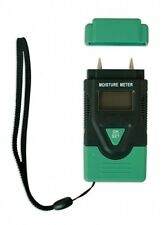KAMASA MOISTURE DAMP METER TESTER TOOL LOG BURNER WOOD - GREAT TOOL!