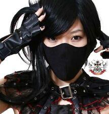 PUNK Gothic Visual Kei Face Guard ROBBER CRIMINAL MASK