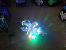 Disco Balls twin rotating Disco Ball Lamp LED RRP £19.99
