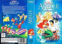 (VHS) Arielle, die Meerjungfrau - [deutsch alte Synchronisation] (Walt Disney)