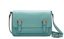 NWT- Kate Spade ESSEX SCOUT Crossbody bag in CARRIBBEAN
