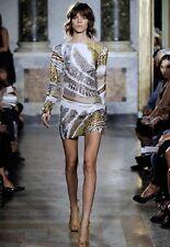 Emilio Pucci Runway Zipper Silk Dress NWOT