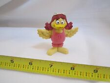 McDonalds 1995 Birdie PVC Firgure Cake Topper Prize Bird Pink Flightless Toy
