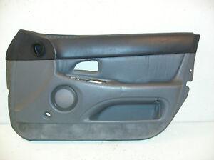 LEXUS GS300 DOOR PANEL PASSENGER SIDE FRONT GRAY 1993-97 94 95 96
