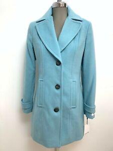 Calvin Klein NWT Modern Aqua Women's Winter Coat SB Jacket size XL