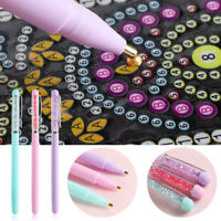 DIY Embroidery 5D Diamond Painting Cross Stitch Crystal Pens Point Drill Pen