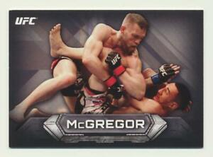 "CONOR MCGREGOR ""THE NOTORIOUS"" 2014 TOPPS UFC KNOCKOUT 2ND YEAR CARD #7 UFC 257"