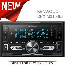 Radio Kenwood Auto Estéreo │ │ │ │ Bluetooth │ Usb Aux Conectar 2 teléfonos │ Ipod-Iphone-Android