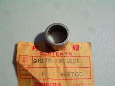 91078-KS7-831 NOS Genuine Honda suspension linkage bearing 20x26x16 1988 CR250R