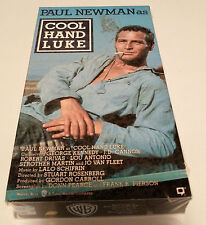 Cool Hand Luke (VHS) Sealed Paul Newman George Kennedy